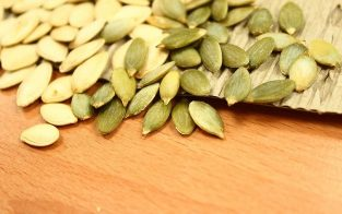 treatment of prostatitis in pumpkin seeds at home